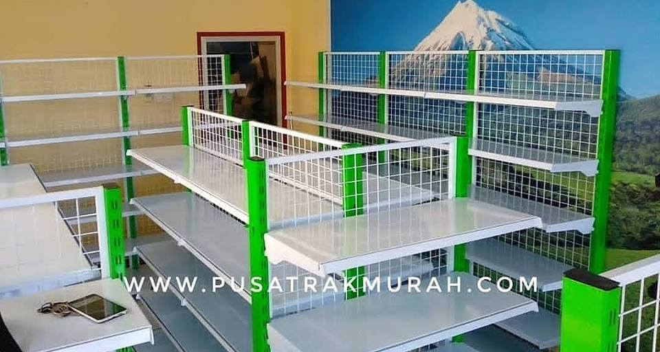 Rak Hijau / Green Rack