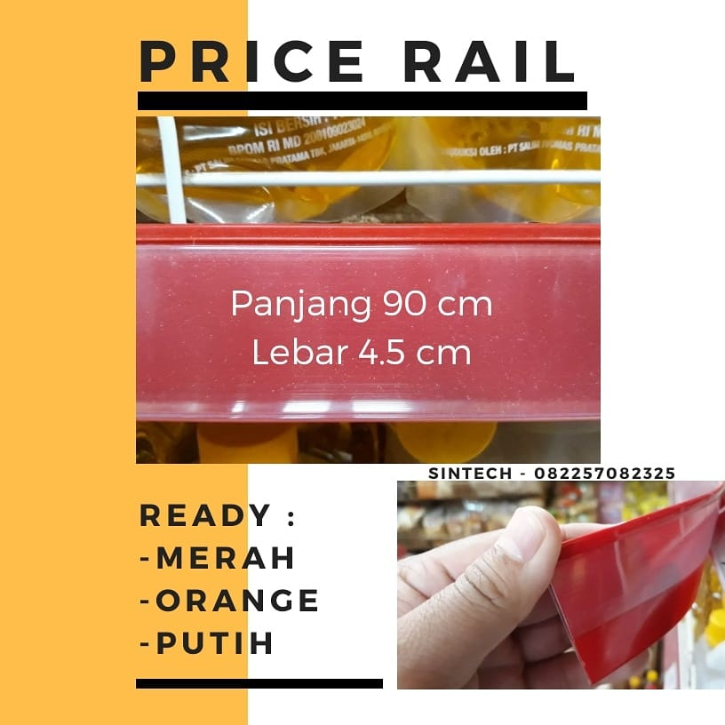 READY PRICE CARD